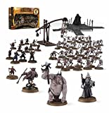 The Hobbit Games Workshop Escape from Goblin Town - Limited Edition