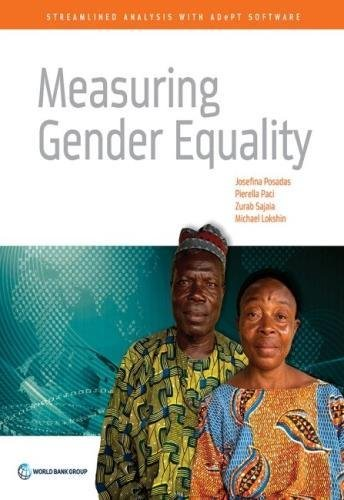 Measuring Gender Equality Streamlined Analysis with AdePt Software