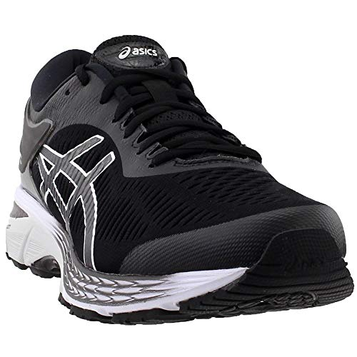 ASICS Gel Kayano 25 Men's Running Shoe, Black/Glacier Grey, 6 D US by ASICS (Image #7)