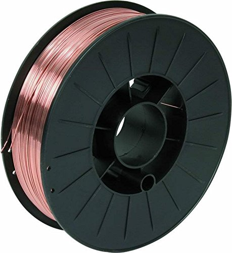 5 KG Schweissdraht SG2 0,8mm 5kg D200mm Stahldraht Schutzgas 0,8 MIG / MAG G3Si