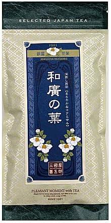 三國屋善五郎 和廣の葉 100g(平袋) お茶 日本茶 煎茶 緑茶 茶葉 リーフ