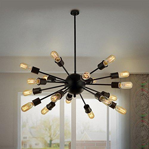 Large Living Room Pendant Light - 7