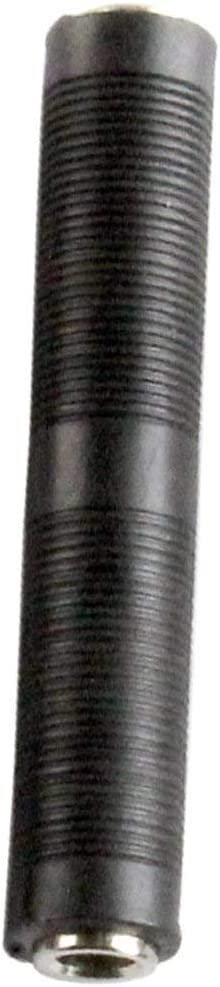 6.35 미리메터 기타 연장 케이블 커넥터 어댑터 잭 여성 여성 커플러 정장 기타 교체 부품