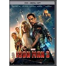 Iron Man 3 (DVD + Digital Copy) by Walt Disney Studios Home Entertainment by Shane Black