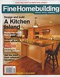 Kitchen Island Design Fine Homebuilding Magazine January 2013 (Design and Build a Kitchen Island)