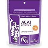 Navitas Naturals Freeze Dried Acai Powder, 8 Ounce -- 12 per case.