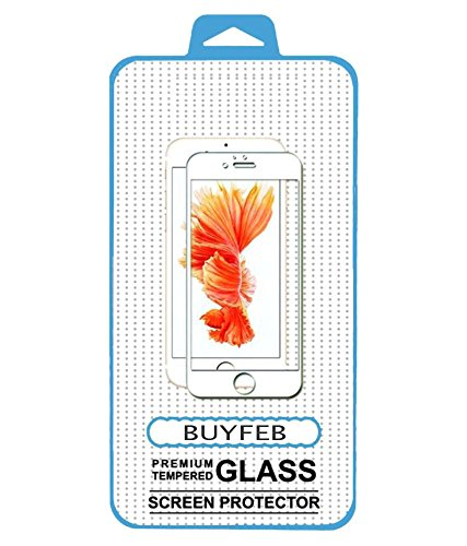 Gionee Pioneer P5 Mini Tempered Glass Screen Scratch Protector Guard by BuyFeb