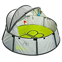 bblüv - Nidö - 2-in-1 Travel & Play Tent - Fun Tent with UV Protection for Infants and Toddlers