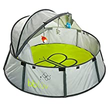 Nidö - 2-in-1 Travel & Play Tent
