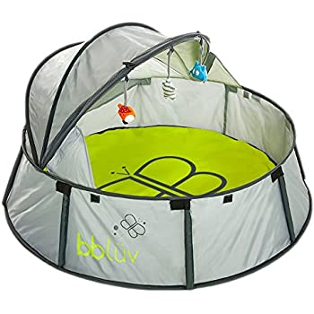 Amazon Com Bbl 252 V Nid 246 2 In 1 Travel Amp Play Tent