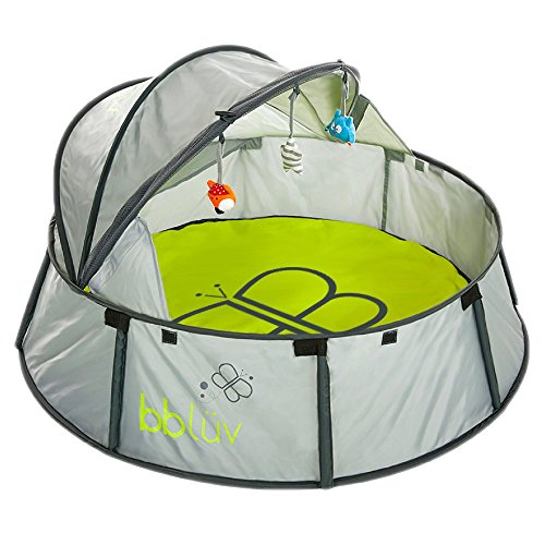 Bbl V   Nid    2 In 1 Travel   Play Tent   Fun Tent With Uv Protection For Infants And Toddlers