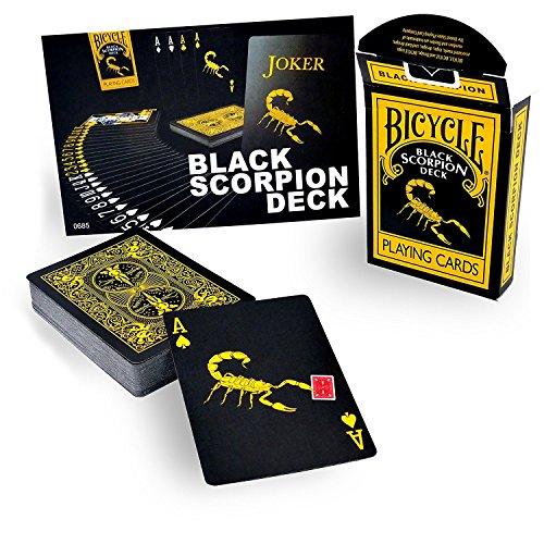 Magic Makers Black Scorpion Deck product image