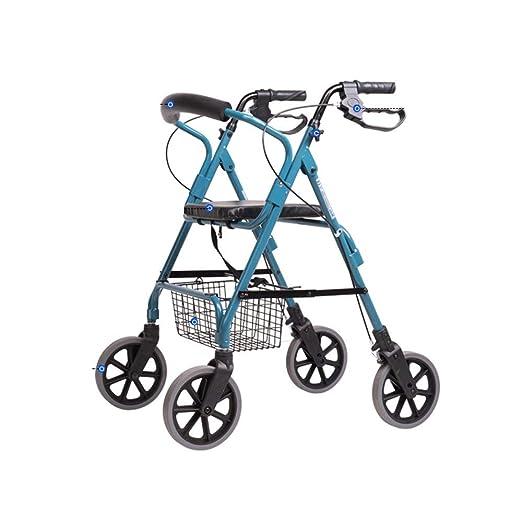 LHY-Andador Multifunción Ayuda para Caminar Carrito de Compras con ...