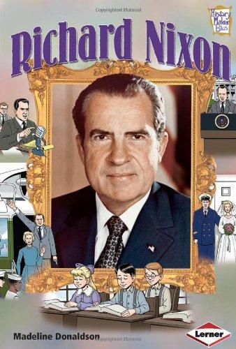 Richard Nixon (History Maker Bios)