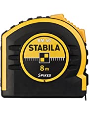 STABILA Zakbandmaat BM 40 - dubbelzijdige schaal voor optimale leesbaarheid