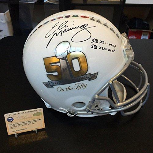 Manning Signed Sb - 6