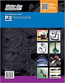 By Motor Age Staff P2 Study Guide Ase Certification