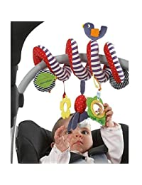 PLAY WITH ME Kid Baby Crib Cot Pram Hanging Rattles Spiral Stroller&Car Seat Toy by New BOBEBE Online Baby Store From New York to Miami and Los Angeles