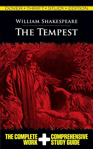 The Tempest (Dover Thrift Study Edition)