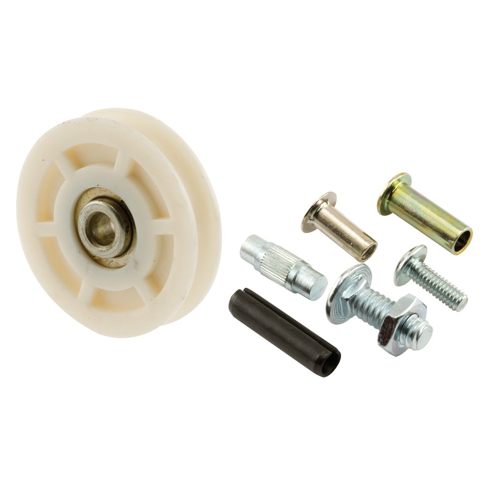 Prime-Line Products D 1800 Sliding Door Roller Set with 1-3/4-Inch Nylon Ball Bearing, 2-Pack