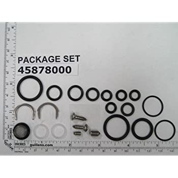 grohe replacement part oring kit for freehander