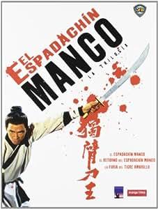 Trilogía El Espadachín Manco [DVD]