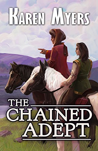 The Chained Adept cover