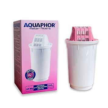 AQUAPHOR - Cartuchos de filtro de agua de repuesto A5 para bujías compatibles con Provance,