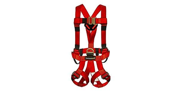 Fusión Climb racha Racer ANSI Edición cuerpo completo Zipline ...