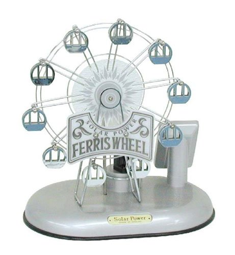 Solar Lamp Ferris Wheel by Ishiguro (Image #1)