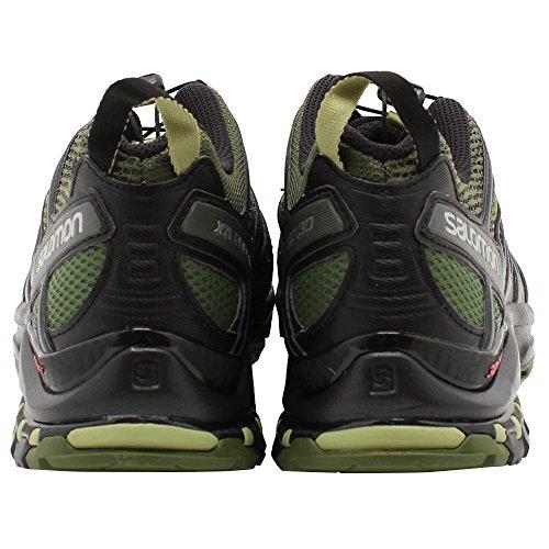 Senderismo Pro Hombre 3d Verde Salomon Xa De Zapatillas Para wCnU7Bg