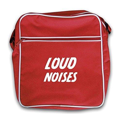 Flight Red Dressdown Noises Bag Retro Loud qCgRTwB