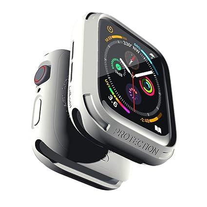 Amazon.com: Elkson - Carcasa para Apple Watch 5 y 4 (1.732 ...