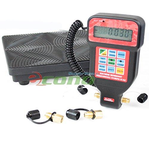 Programmable Refilling Charging Ac Refrigerant Digital Scale R22 R12 R410a R134a