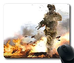 Call of Duty Ghosts Rectangle Mouse Pad by icasepersonalized by runtopwell