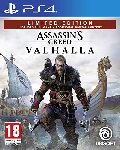 Assassin's Creed Valhalla – Limited Edition (Exclusiva Amazon)
