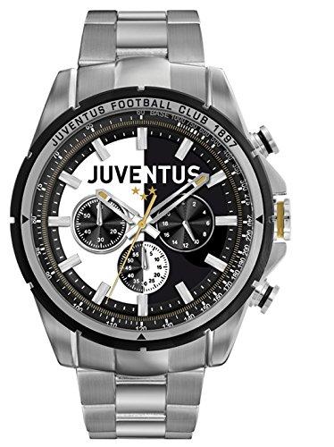 Juventus Zebra Crono J0366UN2-Reloj de Pulsera Para Hombre: Amazon.es: Relojes