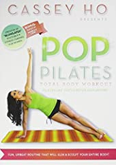 Are you ready to sculpt your whole body lean while having fun? POP Pilates is the new, upbeat way to flatten your abs, lift your booty, tone up your thighs, and chisel those sleek arms you've always wanted. In this full 60 minute routine, Cas...