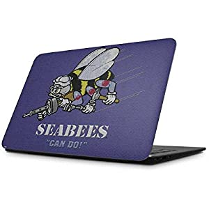Skinit Seabees Can Do XPS 13 Ultrabook Skin - Officially Licensed US Navy Laptop Decal - Ultra Thin, Lightweight Vinyl Decal Protection from Skinit