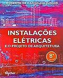 capa de Instalações Elétricas e o Projeto de Arquitetura
