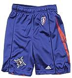 Detroit Shock WNBA Women's Replica Shorts - Royal Blue (Medium)