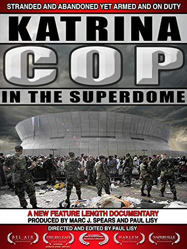 Katrina Cop in the Superdome (Katrina Hurricane)