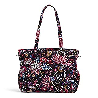 Vera Bradley Signature Cotton Ultimate Baby Diaper Bag, Foxwood