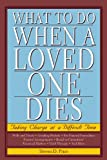 What to Do When a Loved One Dies, Steven D. Price, 1602397406