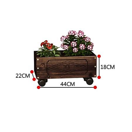 SHICHAO - Cama elevada de Madera para jardín, jardín ...