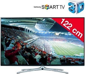 SAMSUNG UE48H6270 - Televisor LED 3D Smart TV: Amazon.es: Electrónica