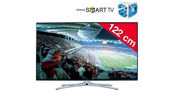 SAMSUNG UE48H6270 - Televisor LED 3D Smart TV + Gafas 3D Active SSG-5100GB: Amazon.es: Electrónica