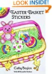 Easter Basket Stickers