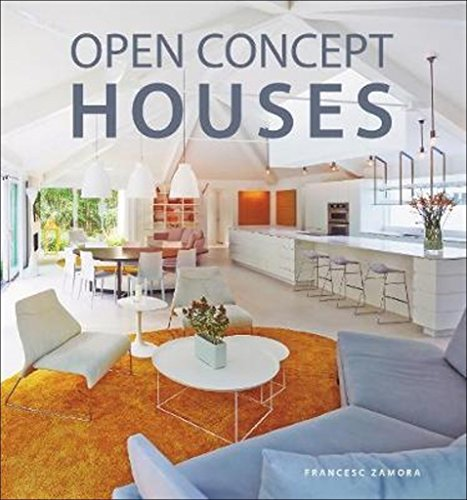 Open Concept Houses (Best Modern House Plans)