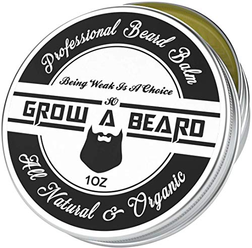 Beard Conditioner Softener Moisturize Organic 2oz